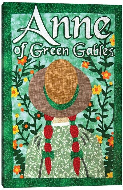 Anne Of Green Gables Canvas Art Print