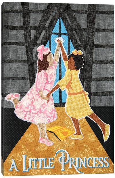 A Little Princess Canvas Art Print