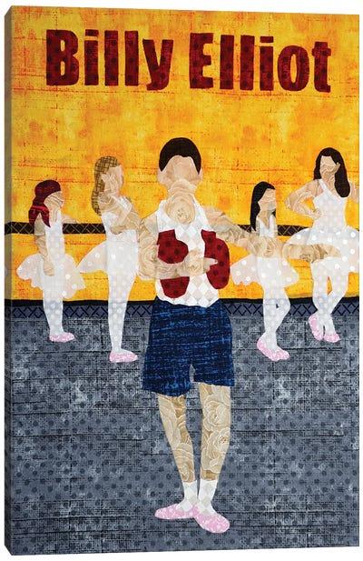 Billy Elliot Canvas Art Print