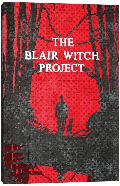 Blair Witch Canvas Art Print