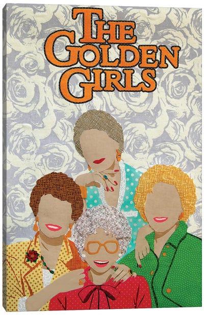 Golden Girls Canvas Art Print