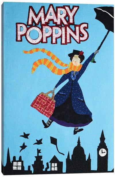 Mary Poppins Canvas Art Print