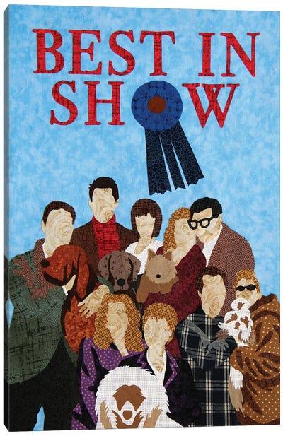 Best In Show Canvas Art Print