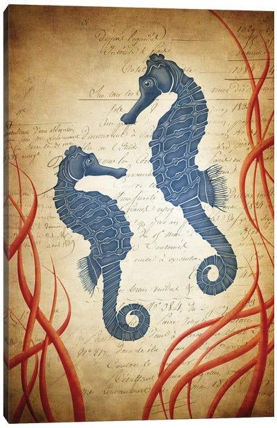 Love Under The Sea Canvas Art Print