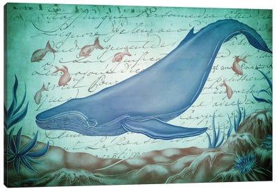 Depth of The Sea Canvas Art Print