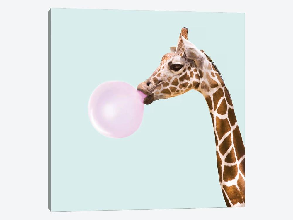 Giraffe by Paul Fuentes 1-piece Art Print