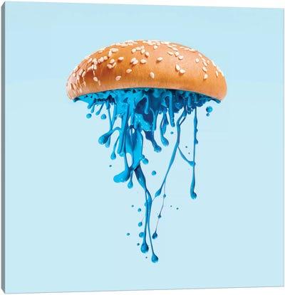 Jelly Burger Canvas Art Print