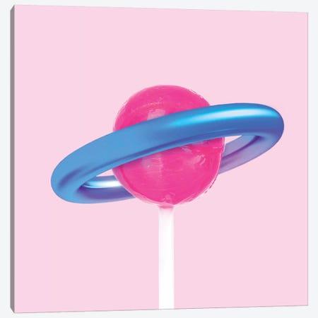 Planet Lollipop Canvas Print #PFU46} by Paul Fuentes Canvas Art Print