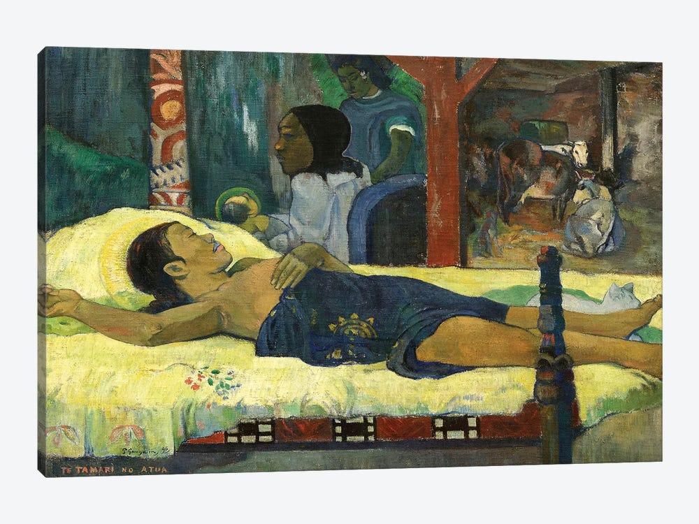 The Birth by Paul Gauguin 1-piece Art Print