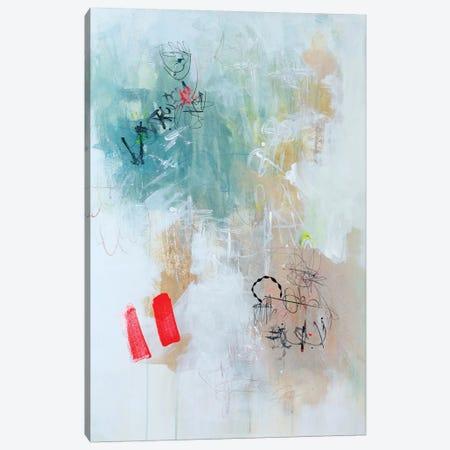 Birds Of A Feather Canvas Print #PHA10} by Pamela Harmon Canvas Art