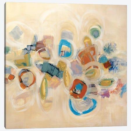 Carnavali Canvas Print #PHA14} by Pamela Harmon Canvas Art Print