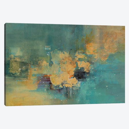 Date Night Canvas Print #PHA20} by Pamela Harmon Canvas Art Print