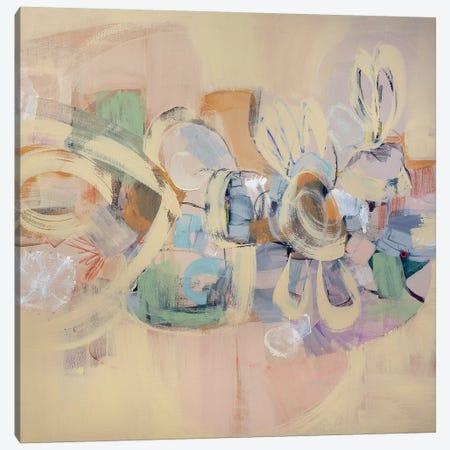 Flirt Canvas Print #PHA24} by Pamela Harmon Canvas Artwork