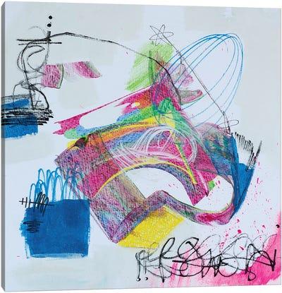Freestyle Canvas Art Print