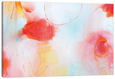 Bubbles I Canvas Art Print