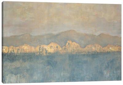 Gold Coast  Canvas Art Print