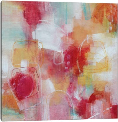 Its A Girl II Canvas Art Print