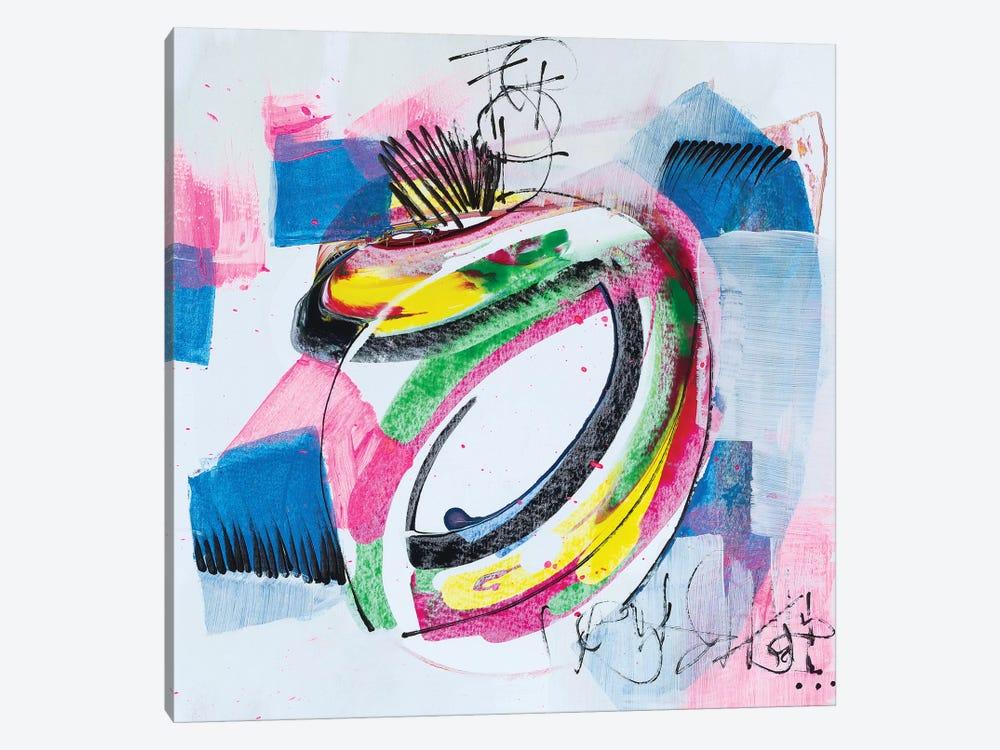 Message Sent by Pamela Harmon 1-piece Canvas Art Print