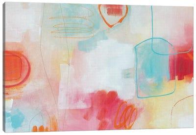 Bubbles III Canvas Art Print