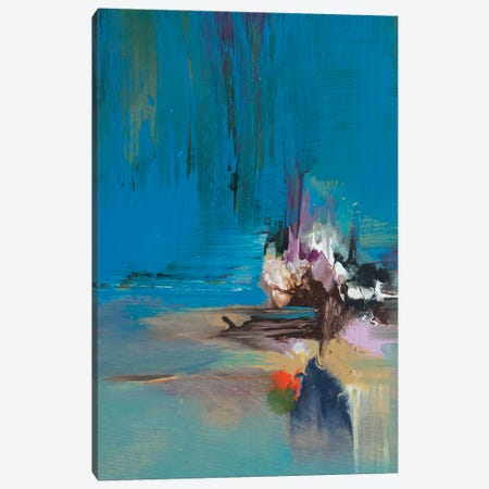 On The Lake Canvas Print #PHA50} by Pamela Harmon Canvas Wall Art