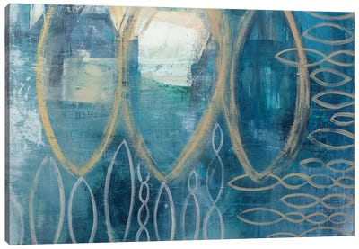 Pisces Canvas Art Print