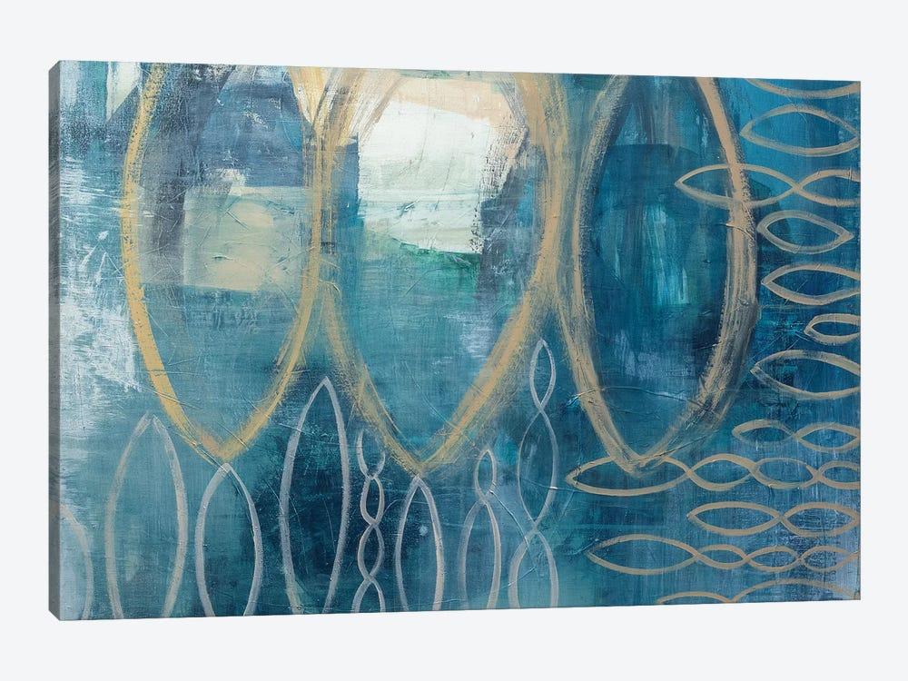 Pisces by Pamela Harmon 1-piece Canvas Print