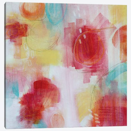 Summertime Canvas Print #PHA71} by Pamela Harmon Canvas Wall Art