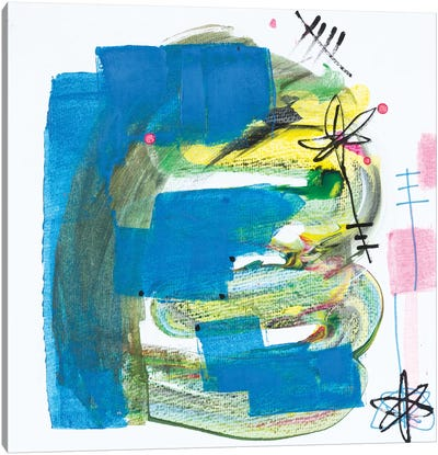 Astro Tuesday Canvas Art Print