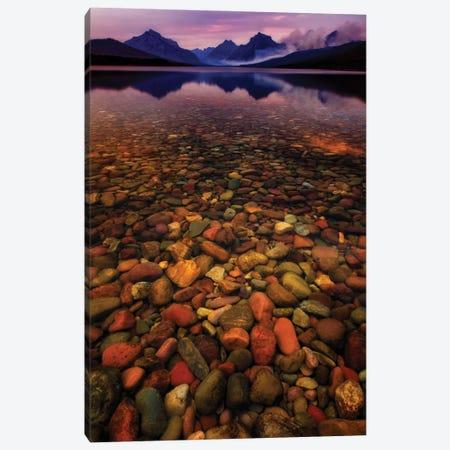 Water & Land I Canvas Print #PHB108} by PHBurchett Canvas Art Print