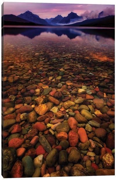 Water & Land I Canvas Art Print