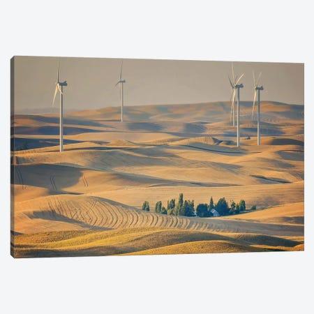 Farm & Field IV Canvas Print #PHB33} by PHBurchett Canvas Art Print