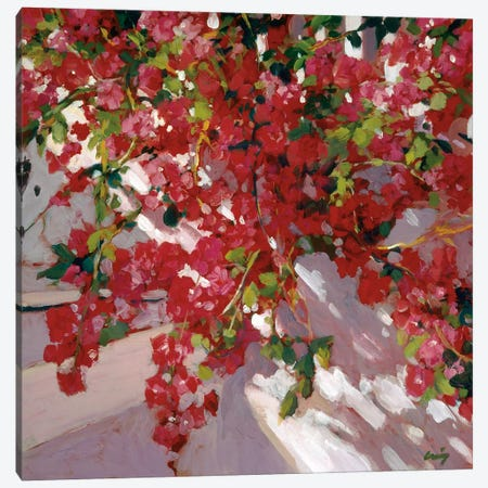 Hanging Flowers Canvas Print #PHC4} by Philip Craig Canvas Art