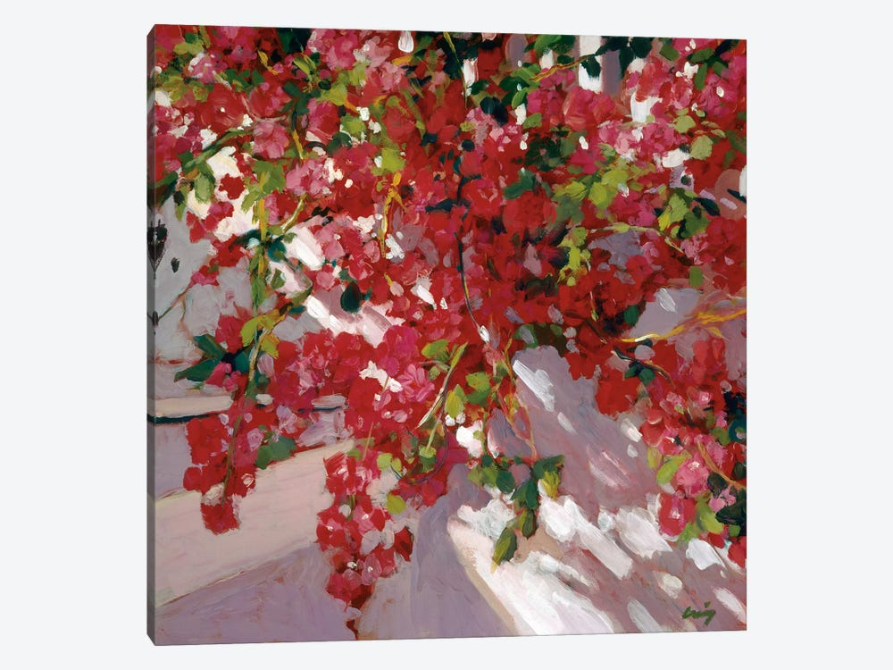 Hanging Flowers by Philip Craig 1-piece Art Print