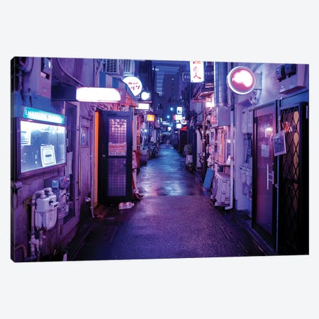 Street Vibes Canvas Print #PHD1007} by Philippe Hugonnard Canvas Art
