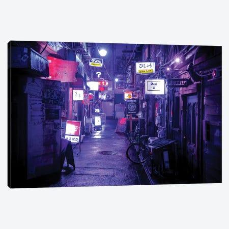 Overnight Canvas Print #PHD1010} by Philippe Hugonnard Canvas Wall Art