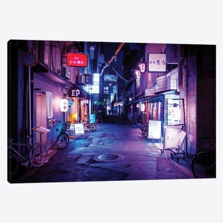 Night Bar Canvas Print #PHD1011} by Philippe Hugonnard Canvas Art