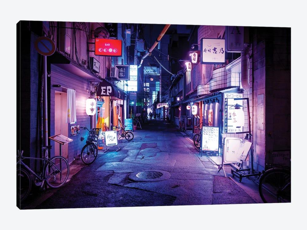 Night Bar by Philippe Hugonnard 1-piece Canvas Wall Art