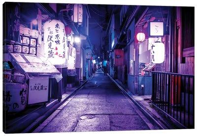 Night Atmosphere Canvas Art Print