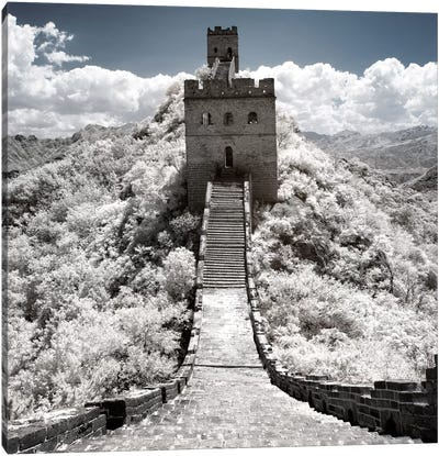 Another Look At China VII Canvas Art Print