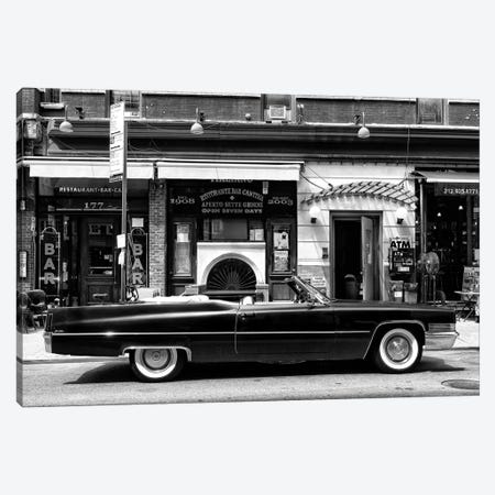 Black Cadillac Canvas Print #PHD1051} by Philippe Hugonnard Canvas Art
