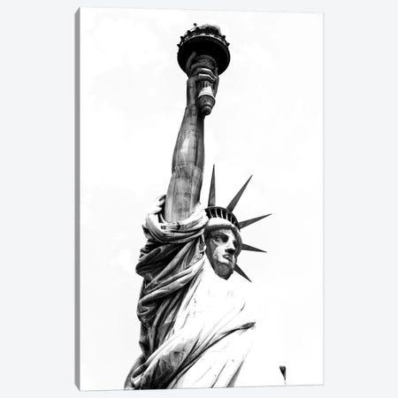 Lady Liberty Canvas Print #PHD1059} by Philippe Hugonnard Canvas Art