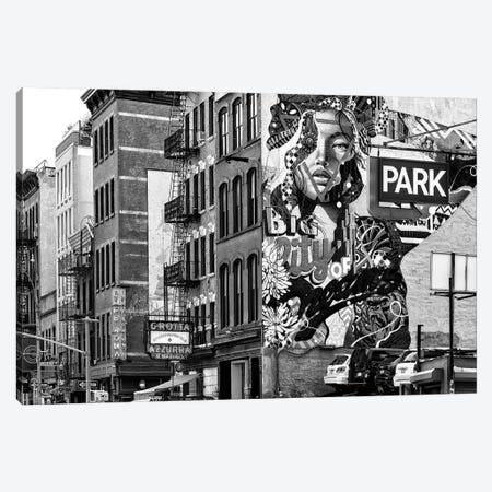 Graffiti Park Canvas Print #PHD1069} by Philippe Hugonnard Canvas Print