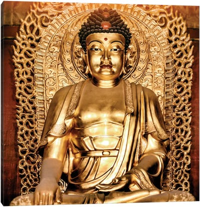 Buddha I Canvas Art Print