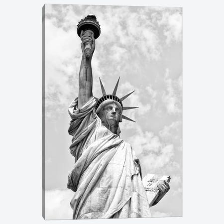 The Statue Of Liberty I Canvas Print #PHD1070} by Philippe Hugonnard Canvas Artwork