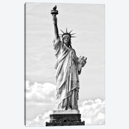 Statue Of Liberty I Canvas Print #PHD1072} by Philippe Hugonnard Canvas Art