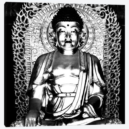 Buddha II Canvas Print #PHD107} by Philippe Hugonnard Canvas Wall Art