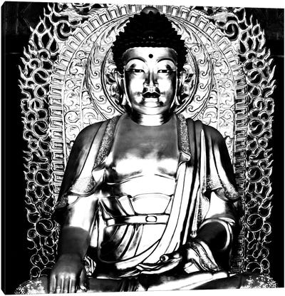 Buddha II Canvas Art Print