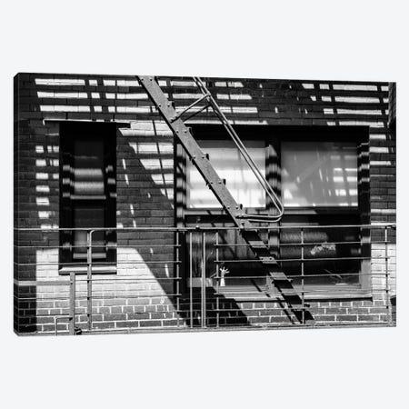 Fire Escape I Canvas Print #PHD1083} by Philippe Hugonnard Canvas Print