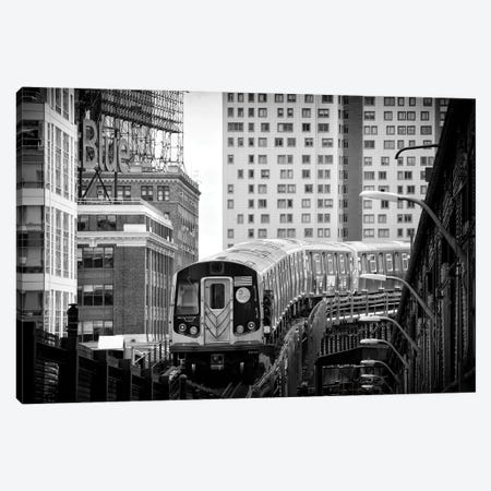 Subway Canvas Print #PHD1085} by Philippe Hugonnard Canvas Art