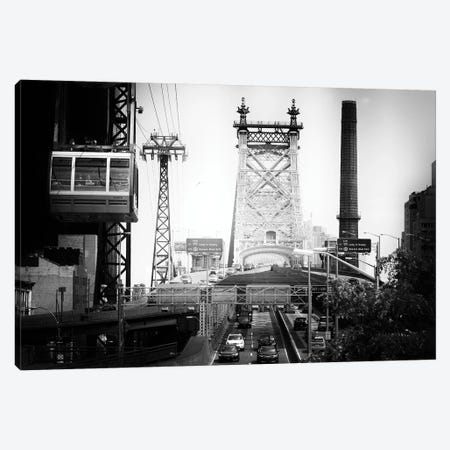 Queensboro Bridge 3-Piece Canvas #PHD1086} by Philippe Hugonnard Canvas Art